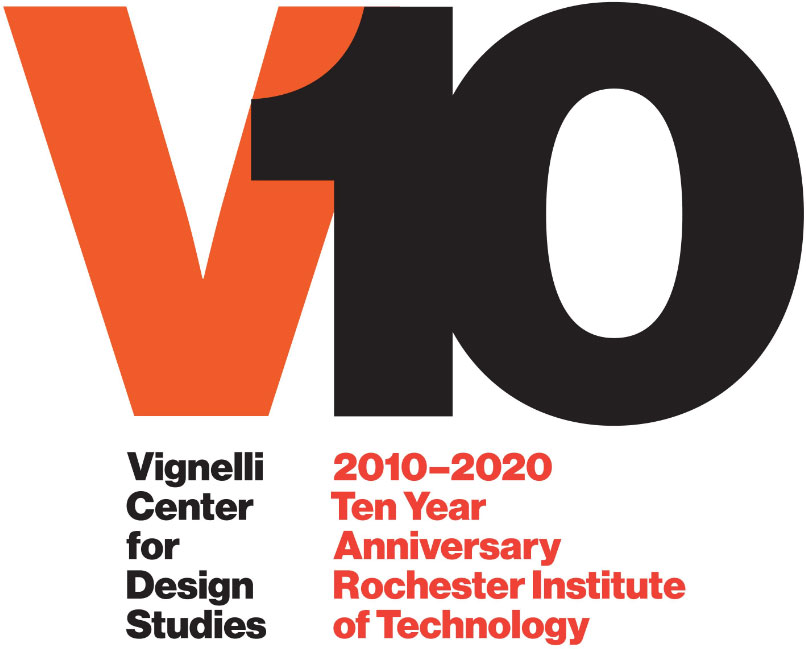 10 Year Anniversary Vignelli Center Rit